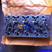 Для kubota v3307 головки цилиндров в сборе 1g772-03020 для bobcat T650 s630 компактные погрузчики v3307-crs v3307-cr-te4 дизельным двигателем части No name 32816426099