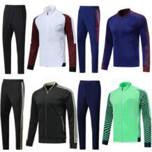 Легкая версия мужской пиджак для женщин и мальчиков, Футбольная форма, Футбольная форма, униформа для футбольной команды, комплекты с логотипом lh0001 No name 32924871819