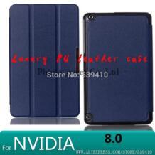 Магнит Стенд искусственная кожа Чехол для NVIDIA SHIELD Tablet 8.0 (2014) и для NVIDIA SHIELD Tablet K1 (2015) 8.0 чехол MDFUNDAS 2044427160