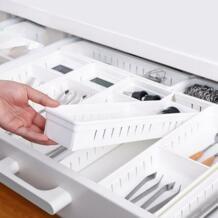Ящик набор в ящике для хранения кухня шкаф коробка для хранения разделители для ящиков Перегородка хранения слот Отделка Коробка ULKNN 32919437404