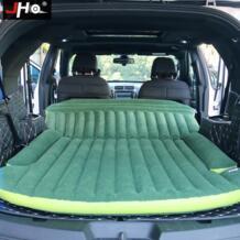 JHO SUV автомобильный надувной матрас Флокирование туристический надувной матрас с воздушным насосом Универсальный Авто Портативный Открытый кемпинг влагостойкий коврик No name 32916226843