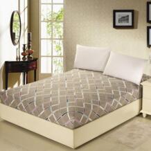 100% хлопок печать матрас защитный чехол анти-грязный съемный кровать ошибки установлены Простыни матраса предотвратить гипоаллергенный No name 32839334939