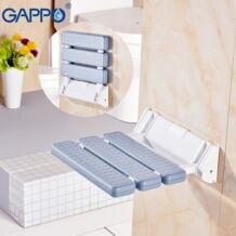 GAPPO настенное сиденье для душа Ванная комната Душ Складное Сиденье складное пляжное ванное стул для душа туалет душ стул No name 32853184740