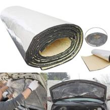 Новый автомобильный изоляционный/звукопоглощающий коврик из стекловолокна водопроводный шланг изоляционный амортизатор звукопоглощающий резиновый для авто JUSTAUTO 32962676552