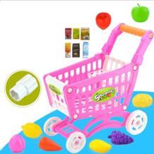 15 шт супермаркет притворяться и играют в корзину игрушки набор детей дома развивающие игрушки ребенок играть дома наборы игрушек No name 33008148774