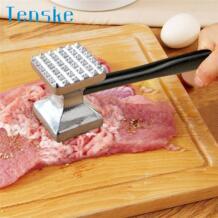 Tenske Профессиональный tenderizer Алюминиева молоток для мяса фунтовых стейк из говядины курица кухонные принадлежности-молоток * 30 подарок C0613 No name 32884897113