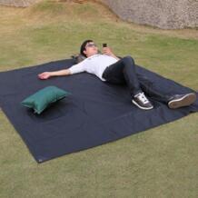 Нежный продвижение брезент надувной водонепроницаемый открытый пляж пикник туристический коврик Кемпинг Брезент Бэй играть мат плед одеяло TOOKIE 32748734618
