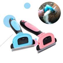 Собака кисточка для удаления волос Cat Уход за лошадьми инструмент кисть съемная щетка прикрепление триммер расчески для домашних животных очистка Furmins DELE 32867124993
