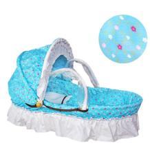 Тканые детская кроватка люлька для новорожденных спальный корзиной кроватки люльки, колыбели путешествия автокресло Колыбель Портативный маленьких переносная детская кроватка No name 32856846579