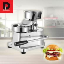 Dehomy Нержавеющаясталь руководство Burger Пресс машины завтрак бытовой Пресс ure мясной пирог гамбургер формовочная машина прочный No name 32860095299