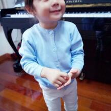 Детская одежда Обувь для мальчиков Обувь для девочек Карамельный цвет вязаный кардиган, свитер Дети Весна осень-зима хлопок верхняя одежда Kacakid 32829827315