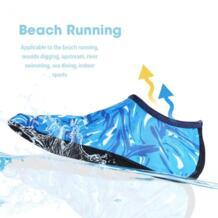 Обувь для водного спорта, пляжная обувь, мягкие резиновые быстросохнущие носки для дайвинга, нескользящие носки для йоги, мужская и женская обувь для серфинга, плавники VBESTLIFE 32856673765