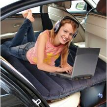 Обновлен толще матрас автомобиля кровать! водонепроницаемый автомобиля путешествия надувной матрас автомобиль кровать Подушки утолщение открытый диван No name 32813326859