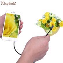 Веб камера беспроводная водонепроницаемая умная WiFi-камера HD 720P инспекции эндоскоп для iPhone Android Камара Прямая доставка 17Aug11 Kinganda 32826150471