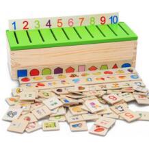 Бесплатная доставка Монтессори matemática знания Классификация коробка материалы Montessori узнать шашки игрушки для детей; из дерева коробка-in Игрушки для счета from Игрушки и хобби on Aliexpress.com   Alibaba Group Dental house/牙屋 32622666944