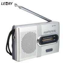 Универсальный BC-R21 мини портативный AM FM телескопическая телевизионные антенны радио DC 3 В в мира приемник динамик LEORY 32738054370