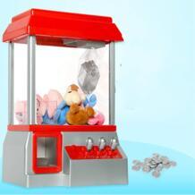 конфеты граббер для детей и взрослых забавные Desktop семья игры игрушки мини куклы грейфер автомат коготь игрушечные лошадки Бесплатная доставка Cdragon 32850162141