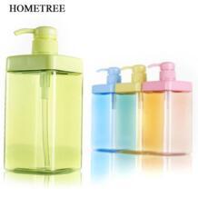 Дома 800 мл Ванная комната Supplie Пластик спрей бутылку воды можно разбирать напор пустой флакон жидкого Ванная комната поставки H661 HOMETREE 32840890658