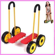 Новый детский Прогулки помощник беговая дорожка баланс автомобиля скутер велосипед детский Уокер играть Treadwheel детские, для малышей ходунки с колесами No name 32828711548