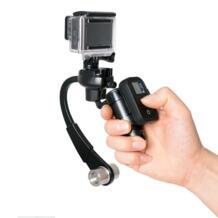 Профессиональный мини Ручной Стабилизатор камеры видео Steadicam Gimbal для Gopro go pro Hero 3 + 4 экшн-камеры SITOOSHE 32929505336