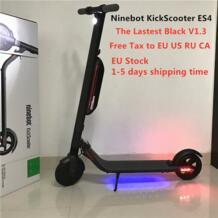 2019 Segway KickScooter ES4/ES2 Smart Электрический самокат складной легкий доска ХОВЕРБОРДА скейтборд гироскутер Ninebot 32943222663