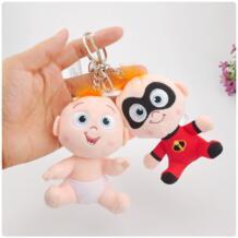 Суперсемейка 2 брелок плюшевые кукла малыш Джек чучело Плюшевые игрушки Дети Детские Рождественский подарок 10 см No name 32860179100
