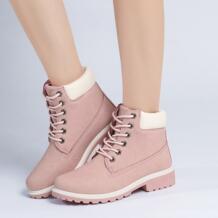 Осень-зима Высокая парусиновая обувь чтобы помочь спортивные студентов теплые allmatch HARAJUKU скейтборд Обувь утолщенной женский Ботинки конька No name 32838563139