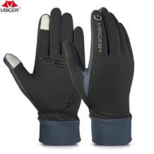 открытый бег Пешие перчатки для вождения таунч экран зимние перчатки износостойкие спортивные велосипедные перчатки для мужчин и женщин Vbiger 32832297912