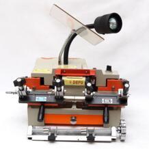 Новейший новейший продвинутый Лучший Multi function 100-E1 все Defu дубликат автомобиля ключ резка машина для продажи Слесарные Инструменты No name 32268162566