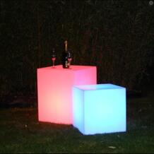 D30cm подсветкой led cube водонепроницаемый led ice cube освещения изменение цвета 120 мм для бутылок Skybess Заводская распродажа 2 шт./лот No name 1472423018