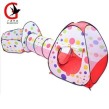 3 предмета в комплекте комплект Портативный детские Манеж Для детей пул складной pop up play палатка детская верхняя Игрушечные лошадки fancing xh-1 No name 32801195047
