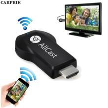 Allcast Wifi Дисплей HDMI 1080 P приемник для ТВ-тюнера Подходит Смартфон ноутбук ТВ LX Miracast Airplay DLNA Прямая доставка CARPRIE 32821844874
