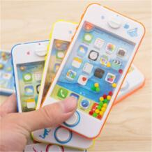 Телефон воды машина Детские Дети Обучение исследование мобильного телефона детей развивающие игрушки мобильный телефон дети телефоны обучения игрушка случайный MYPANDA 32950143010