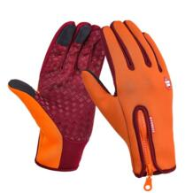 Низкий корабль! Спорт на открытом воздухе лыжный сенсорный экран велосипедные перчатки ветрозащитный для альпинизма военный мотоцикл, гоночный велосипед перчатки No name 32925831700
