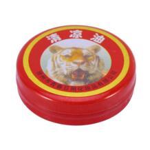 Новинка 2017! 1 шт. Tiger Balm штукатурка мазь Крема для век Essential Масла для комаров ликвидации головная боль холодной головокружение No name 32803891967