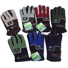 Ветрозащитный мужские Зимние перчатки теплый флис Термальность Мотоцикл лыж Снег Сноуборд Прихватки для мангала KLV 32837237058