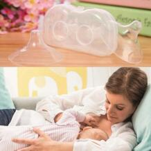Силиконовая Соска Новый M89C2Pcs мягкий ультра-тонкий накладки для кормления щит детское грудное молоко 2018 qianquhui 32871063167