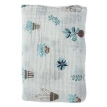 Ребенка пеленать одеяла муслин пеленать 100% хлопок новорожденных мягкая детская ванночка Полотенца Пеленальное Одеяло многозначных Полотенца Kacakid 32829367441