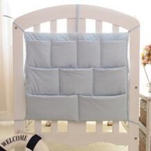 Детский бампер, Комплект постельного белья, подвесная сумка для вещей, хлопковая детская кроватка, органайзер для подгузников, карман для кроватки, сумка для кормления adamant ant 32851097577