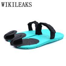 Летние Тапочки мужская обувь сандалии на плоской подошве для мужчин Zapatos De Los Hombres Zapatillas дизайнер слайды Роскошные брендовые пляжные вьетнамки No name 32826086104