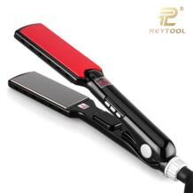 2018 новый салон Professional Выпрямитель для волос flat iron 470F высокое температура широкий выпрямитель для волос выпрямления MCH Титан stylin CODACE 32839180932