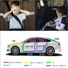 4 м/лот D Тип Z Тип P Тип шумоизоляция резиновая пена Автомобильная звукоизоляция автомобиля звукоизоляция капот аксессуары для укладки No name 32849200334