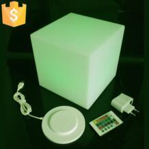 25 см Водонепроницаемый IP65 led скор Cube освещение ночные огни Бесплатная доставка 2 шт./лот No name 1472480487