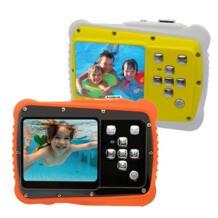 HD ЖК-дисплей Экран мини-мультфильм Камера дети подарок подводный фото супер Водонепроницаемый анти шок цифровой Камера для плавания No name 32850872666