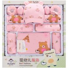 Одежда для маленьких девочек с рисунком медведя, зимняя одежда для маленьких девочек, одежда с длинными рукавами для маленьких мальчиков, одежда для младенцев Banjvall 32764666449