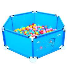 Детские забор охранник складной детский манеж Портативный ребенок игры палатка океан мяч игры Яма бассейн для Детская безопасность забор продукты No name 32851457828