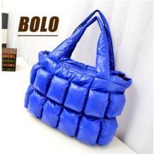 Новый зимний хит сезона продажи pocket multi мягкий мешок плеча леди европейской и американской моды сумки No name 32584154460