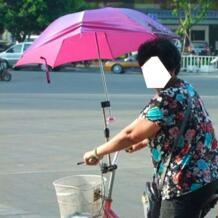 Регулируемая, для прогулок с малышом коляска подставка для зонтов кронштейн Велоспорт велосипед кронштейн коляска поворотный разъем No name 32951776711