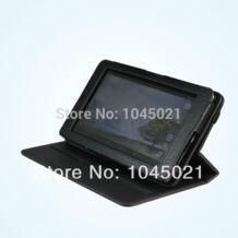 Горячие продажи Вращения высокое качество черный tablet Cover Case Для ASUS MeMO Pad ME172V 7 ''pu кожа корпус с Бесплатным доставка No name 1740037182