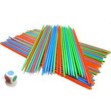 Пластик 100 доминировать игральные кости Stick настольная игра s для детей и взрослых счетная Таблица игры дети доска с подарками Byfa 32884618910